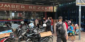 Kerap Meresahkan Masyarakat, Polisi Amankan Dua Juru Parkir Liar