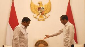 Relawan Usung Jokowi-Prabowo 2024