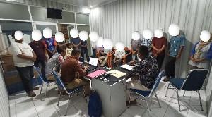 Polisi Tangkap 18 Pelaku Pungli di Banda Aceh