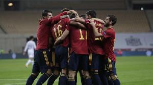 Skuad Spanyol di Euro 2020
