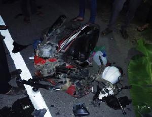 Selama Bulan Mei 2021, Terjadi 50 Kali Kecelakaan di Aceh Timur