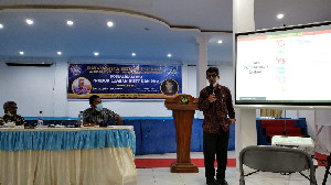 Kemenkumham Aceh Sosialisasi Perlindungan Hukum Kekayaan Intelektual di USM