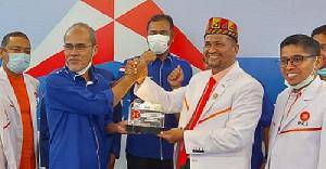 PKS Aceh Silaturahmi Dengan Partai Demokrat