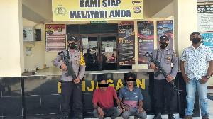Begal Pakai Pisau Dapur di Aceh Utara, Polisi Ringkus Dua Pelaku Pembegalan
