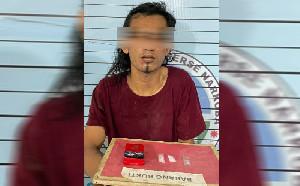 Pengedar Sabu Diberi Timah Panas Karena Melawan Petugas di Aceh Utara
