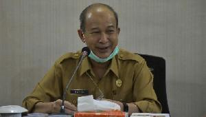 Terkait Lanjutan RUPS Bank Aceh Syariah, Bupati Mursil: Kami Tunggu Saja
