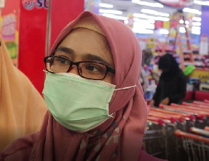 Store Manager: Suzuya Mall Banda Aceh Support Go Green