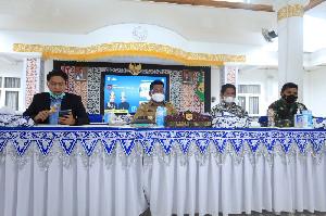 Aminullah Apresiasi Program Vaksinasi di Kota Banda Aceh Berjalan Sukses Targetkan ke 12.760 Jiwa