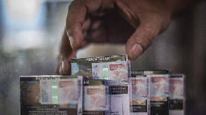 Bea Cukai Bangun RS Paru Dari Uang Cukai Tembakau
