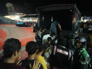 TNI – Polri, Amankan Kelompok yang Diduga Penganut Aliran Sesat di Aceh Timur