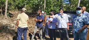 Dewas Kunjungi Lokasi Aset Bermasalah, Evaluasi Pemanfaatan Aset BPKS