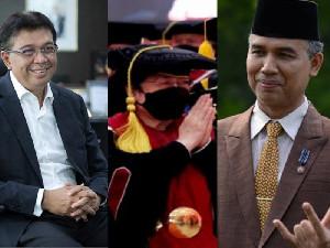 Dua Rektor Aceh Sambut Positif Atas Gelar Profesor Megawati Soekarnoputri