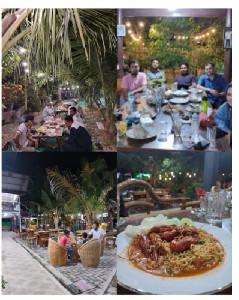 Cafe Berkonsep Biophilic Ada di Hutan Kota Coffee