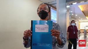 ICW Adukan Firli Bahuri ke Bareskrim Persoalan Penyewaan Helikopter