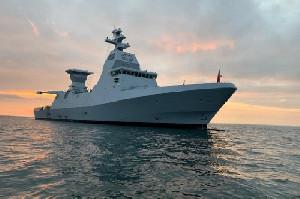 Ini Deretan Senjata Canggih Israel, Salah Satunya Kapal Perang Sa'ar 6