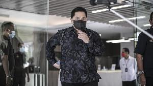 Menteri BUMN Gandeng China Garap Proyek Strategis
