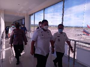 Kepala BNN-RI Sudah Tiba Di Aceh
