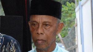 Ketua MPU: Abu Keunire Menghembuskan Nafas Terakhirnya di RS Zubir Mahmud