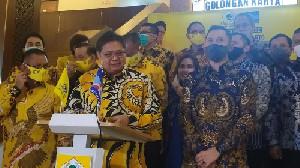 Elite Demokrat Dorong Duet AHY-Airlangga untuk Pilpres