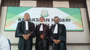 Tuntutan Jaksa Tumbang di Ruang Sidang PN Tapak Tuan