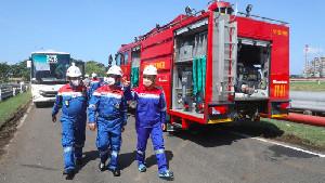 Kebakaran Kilang Pertamina Cilacap, Suplai BBM-LPG Aman