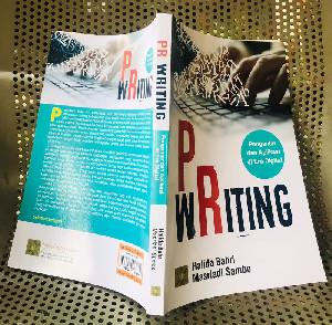 Dua Dosen Unimal Terbitkan Buku PR Writing