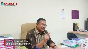 Pendapat Prof. Dr. Syahrizal Mengenai Kasus Nelayan Dipenjara Usai Selamatkan Rohingya