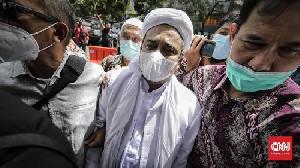 Pengacara Habib Riziq: Diduga Jaksa Ingin Penjarakan Riziq Lebih Lama