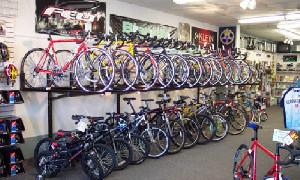 Selain Sepeda, Spare Partnya Juga Banting Harga