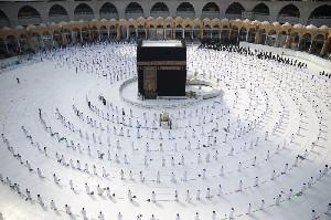 Pemerintah Arab Saudi Resmi Tutup Akses Ibadah Haji