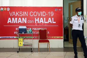 USK Laksanakan Vaksinasi Covid-19