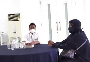 Viral, Klarifikasi Ibu Laila Pedagang Peunayong yang Hujat Walikota Banda Aceh