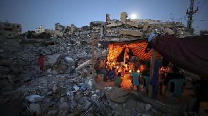 200 Ribu Warga Palestina Butuh Bantuan