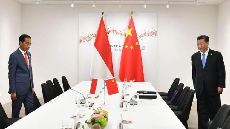 Indonesia dan China Perkuat Kerja Sama
