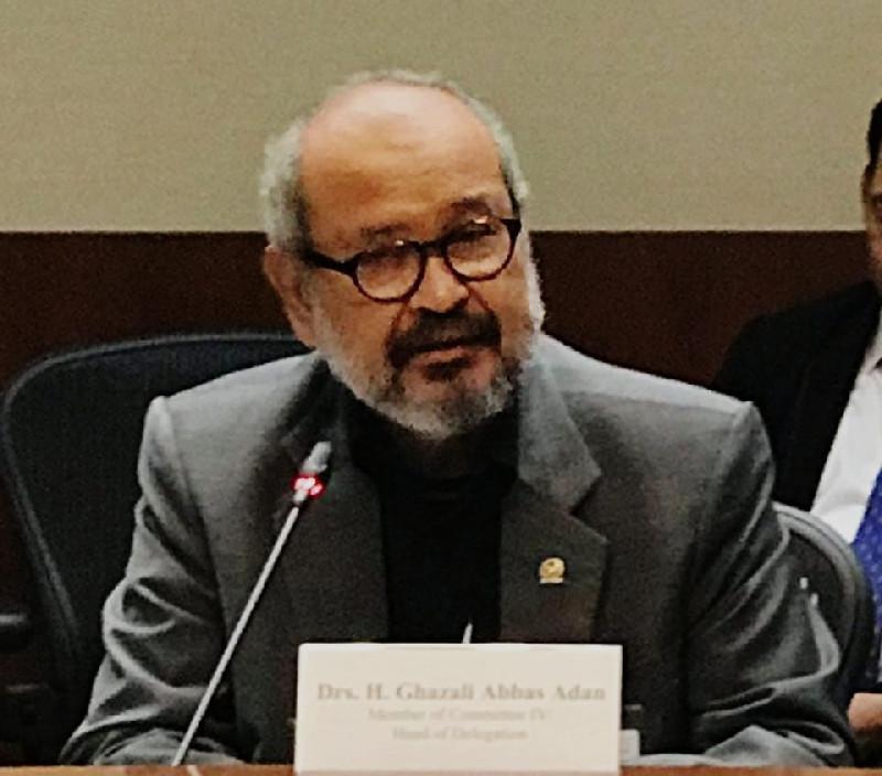 Ghazali Abbas Sentil KPK Untuk Selidiki Dana Hibah Rp.650 M dari Gubernur Aceh
