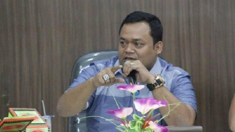 Asrizal H Asnawi: Doakan Gubernur Nova Sehat Kembali