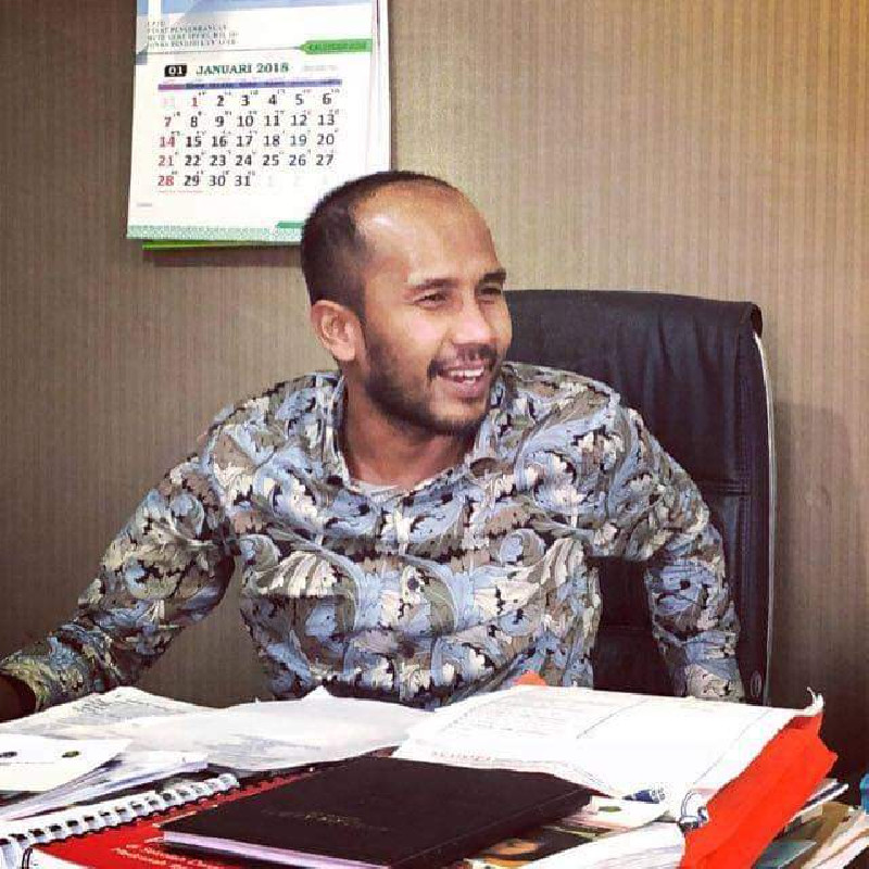 Muhammad MTA Resmi Jadi Juru Bicara Pemerintah Aceh