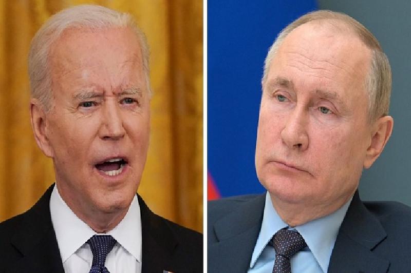 Respon Biden kepada Putin: AS Tak Cari Konflik, Tapi Reaksi Secara Keras