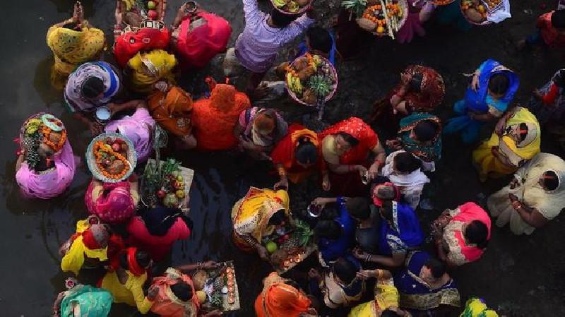 Kuil Dewi Corona di India Dihancurkan
