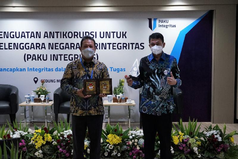 KPK Beri Penguatan Antikorupsi di Kementerian Kelautan dan Perikanan