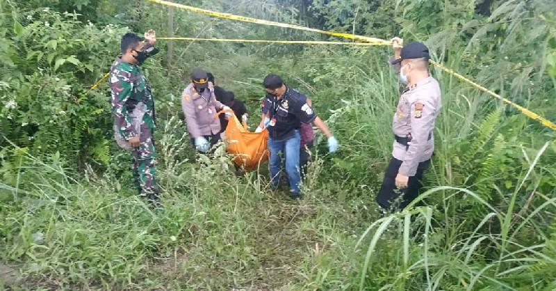 Geger Ditemukan Satu Mayat Wanita di Gunung Salak KM 31