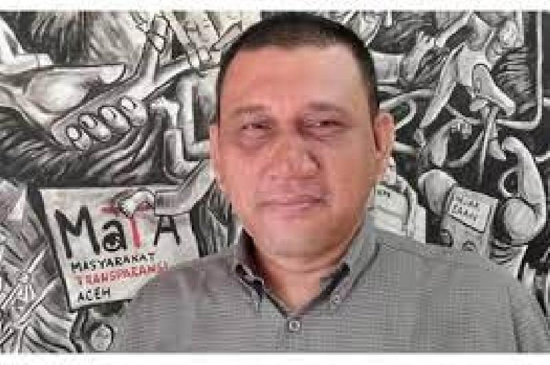 MaTA: KPK Wajib Menjalankan Transparansi Dalam Penyelidikan di Aceh