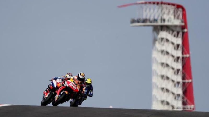 MotoGP Amerika Resmi Digelar