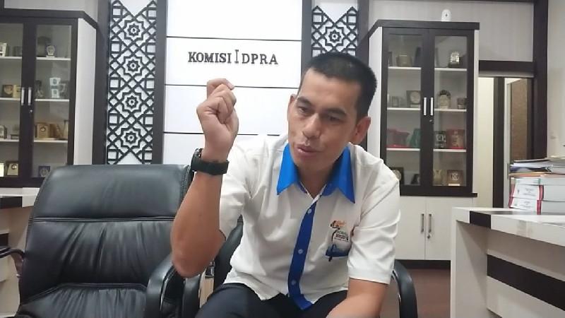 Dana SiLPA Rp3.9 Trilliun, Bardan Sahidi: Kinerja Pemerintah Aceh Nihil