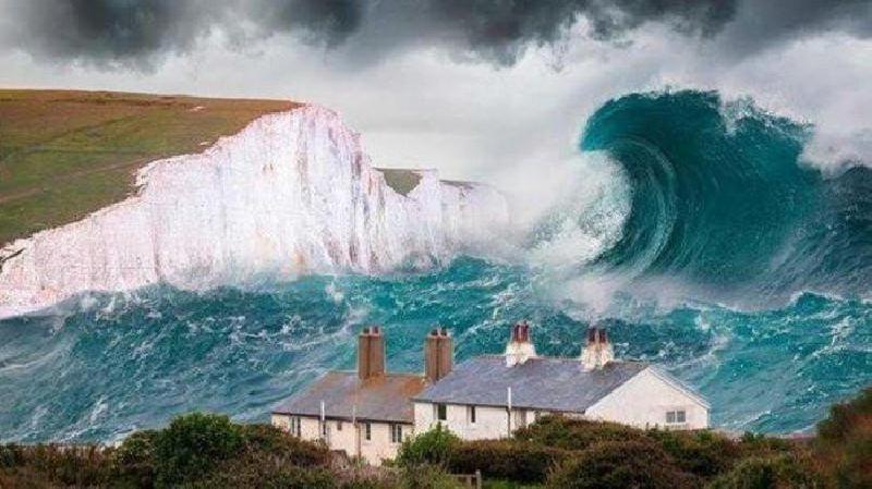 BMKG: Tsunami 29 Meter Jatim Bukan Untuk Menakut-nakuti