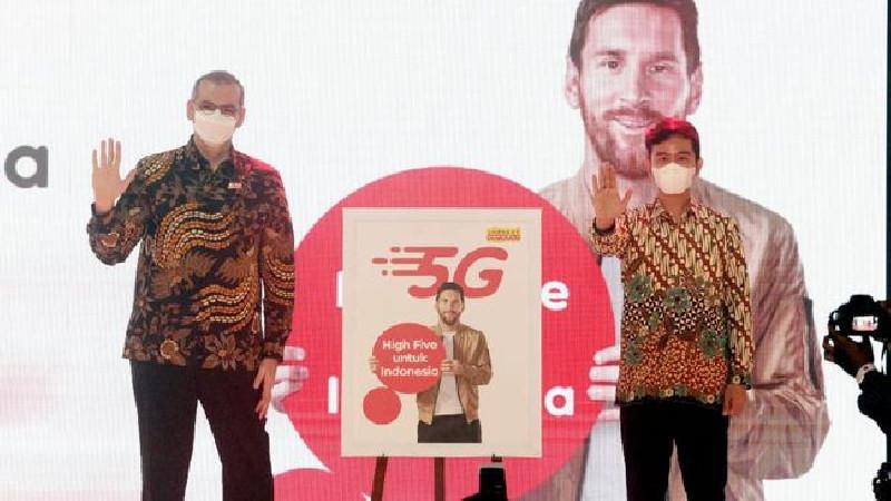 Solo Penerima Layanan 5G Pertama oleh Indosat Ooredoo