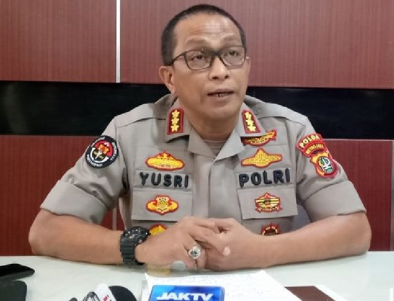 Di Tanjung Priok  49 Preman Ditangkap Polisi