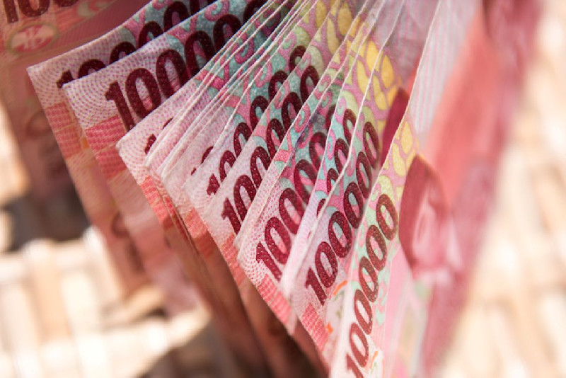 Jumlah Uang Beredar di Indonesia Hampir Tembus Rp 7.000 Triliun