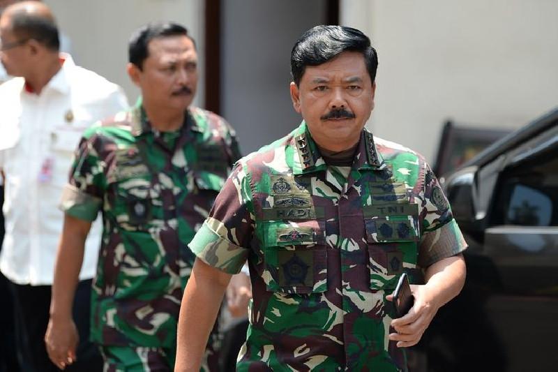 Panglima TNI Akan Kerahkan Personel Untuk Kawal Vaksinasi