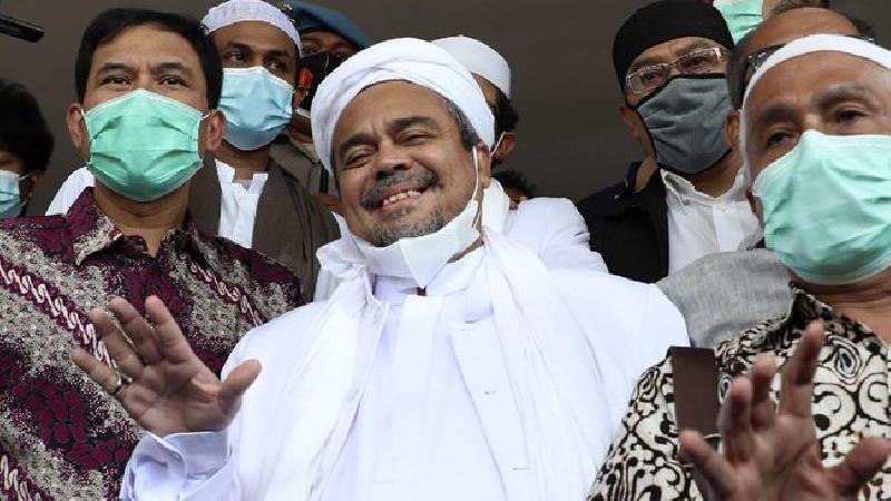Pakar Mengatakan Tak Lazim Jika Ada Opsi Rizieq Minta Ampun Jokowi